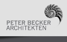 logo peter becker architekten
